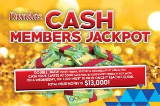 Dundas Cash Jackpot