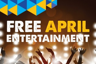 Free April Entertainment