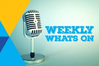 Weekly What's On