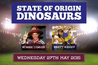 State of Origin Dinosaurs