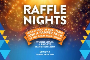 Raffle Nights