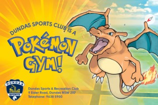 Dundas Sports Club Is A Pokemon Gym